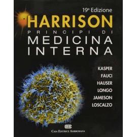 HARRISON PRINCIPI DI MEDICINA INTERNA (COFANETTO 2 VOLUMI)