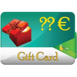 GIFT CARD - ?? euro