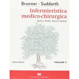 BRUNNER SUDDARTH INFERMIERISTICA MEDICO-CHIRURGICA VOLUME 1
