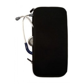 CUSTODIA MORBIDA PER FONENDOSCOPIO (compatibile Littmann)